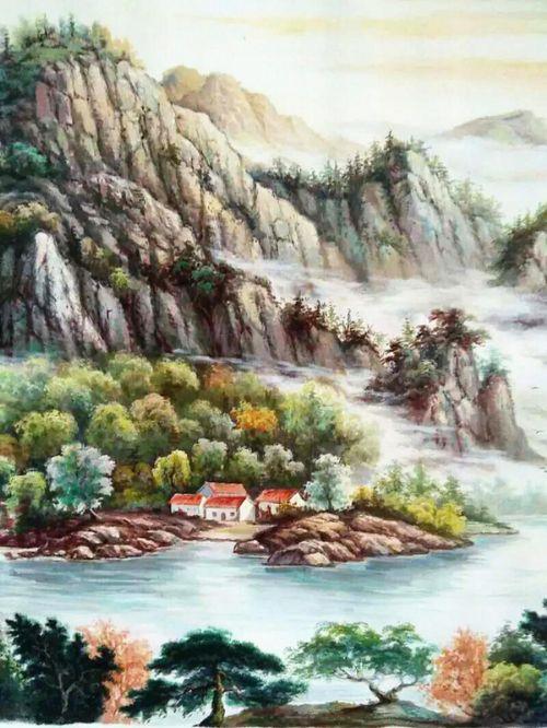 2015年油画作品参加《致敬中国梦,中国当代书画名家作品展》.