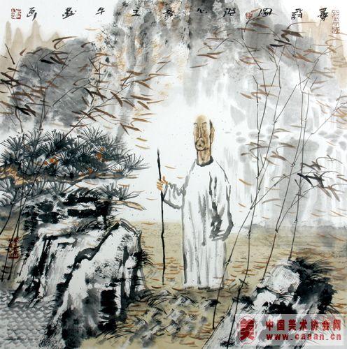 青岛大学美术学院教授,硕士研究生导师,中国美术家协会会员,青岛市