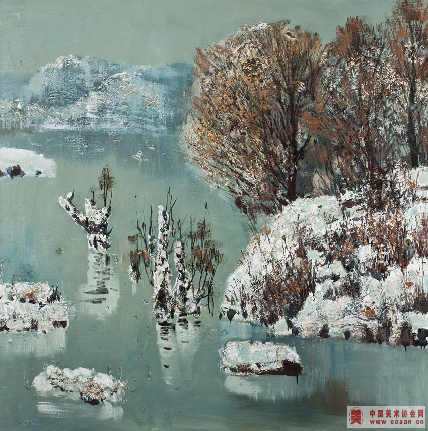 江南雪景b