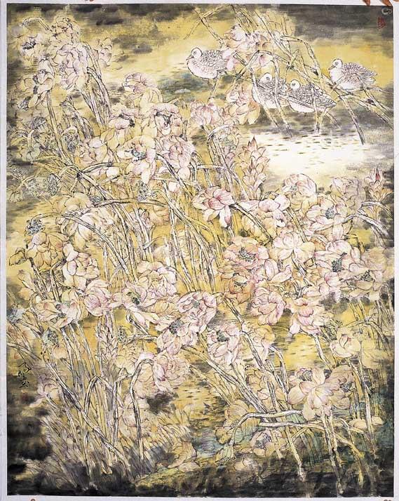 cn    山东诸城人,1986年毕业于青岛大学美术学院,获文学学士学位.