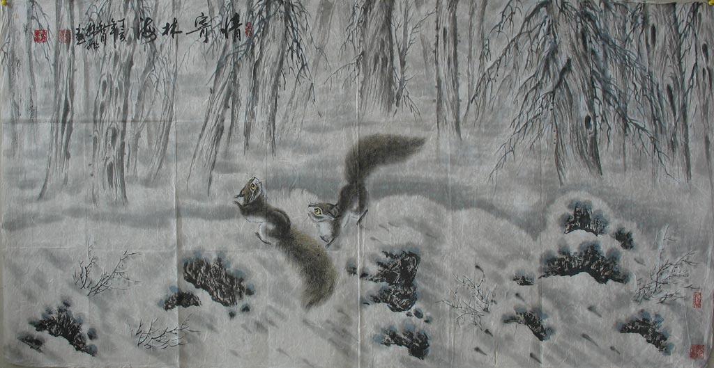 韩飞艺术签名设计